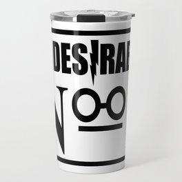 HP Undesirable No. 1 II Travel Mug