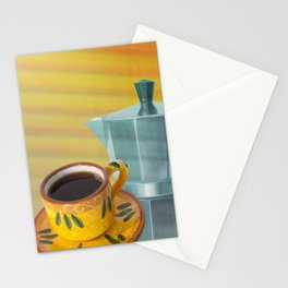 Good Morning 2 Stationery Cards