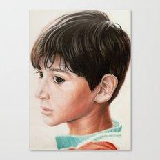 Me Canvas Print