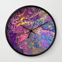 Nebula One Wall Clock