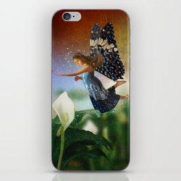 Floating Fairy iPhone Skin