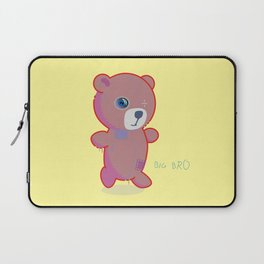 Taddy (Big Brother) Laptop Sleeve
