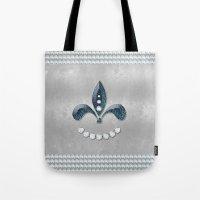 diamonds Tote Bags featuring Diamonds by nicky2342