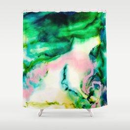 Bonam Lacus Shower Curtain