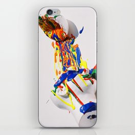 Mindful Explosion iPhone Skin