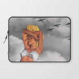 War L'Amour Laptop Sleeve