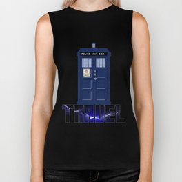 Doctor Travel Biker Tank