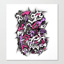 Doodle #20 Canvas Print