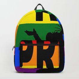 Gay Pride Rainbow Templeton Backpack