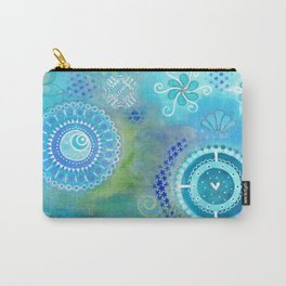 Fairytale Pinwheeling Carry-All Pouch
