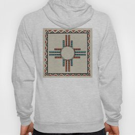 American Native Pattern No. 157 Hoody