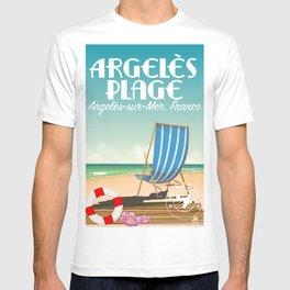 Argelès Plage, Argelès-sur-Mer, France T-shirt
