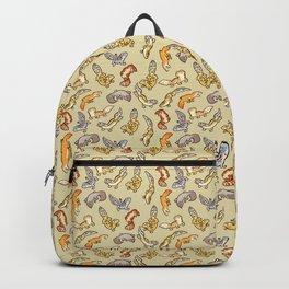 Geckos Backpack
