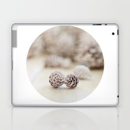 Winter White Laptop & iPad Skin