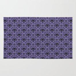 Haunted Mansion Wallpaper Rug