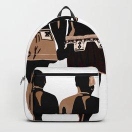 zulu sisters Backpack