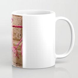 Lady in Pink Coffee Mug