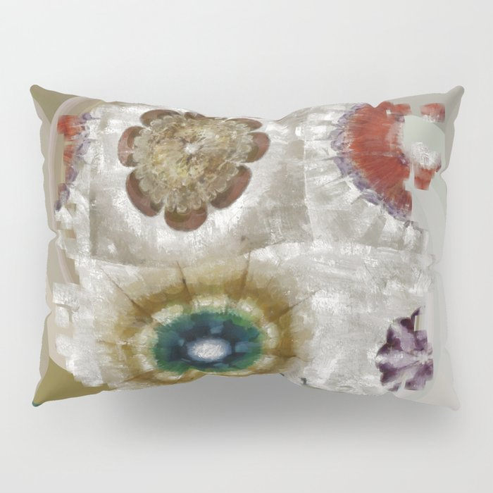 Princelet Strategy Flower  ID:16165-054305-06560 Pillow Sham