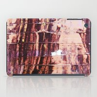 burgundy iPad Cases featuring Burgundy by Charlotte Chisnall