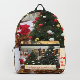 It's Beginning to Cost a Lot Like Christmas Backpack