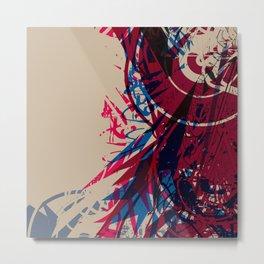 102517 Metal Print