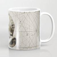 scuba Mugs featuring scuba diving by Luiz Fogaça