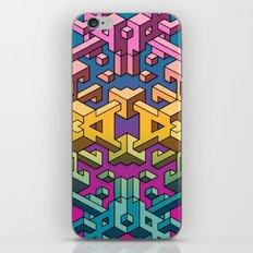 Square Necessities iPhone & iPod Skin