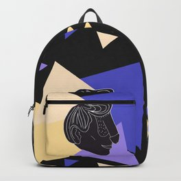 Dface Pattern 2 Backpack