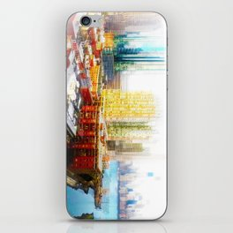 Outside The City iPhone Skin
