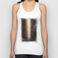 outdoor Tank Tops featuring Going home by HappyMelvin