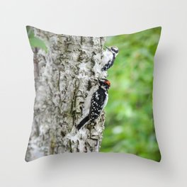 Two 4 One! Throw Pillow