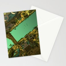 Jungle Ruins Stationery Cards