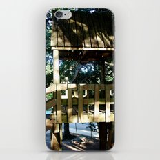 Tree house @ Aguadilla 3 iPhone & iPod Skin