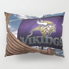 Viking Ship Pillow Sham