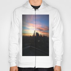 Sunset Skyline Hoody