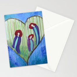Three Muses Stationery Cards