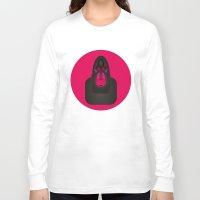 gorilla Long Sleeve T-shirts featuring Gorilla by Alejandro de Antonio Fernández