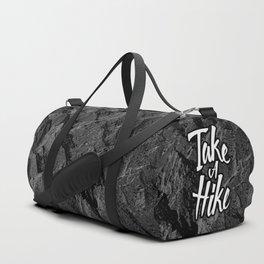 Take A Hike Duffle Bag