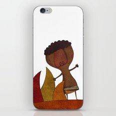 Africa iPhone & iPod Skin