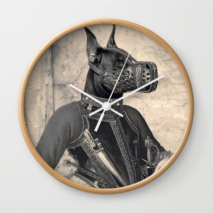 CANIS MAJORIS Wall Clock