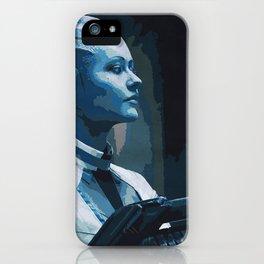 Liara iPhone Case