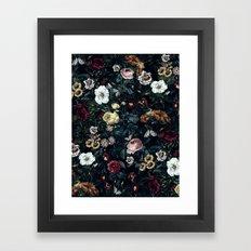 Botanical Garden V Framed Art Print