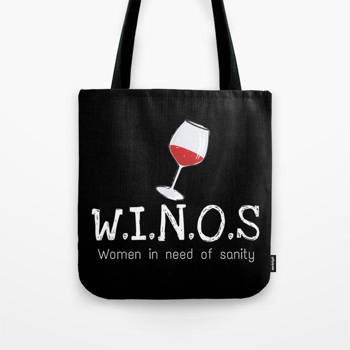 Winos Tote Bag