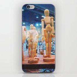 Human Beings iPhone Skin