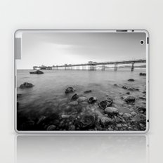 Llandudno Peir Bw Laptop & iPad Skin