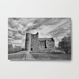 Doune Castle, Stirlingshire Metal Print