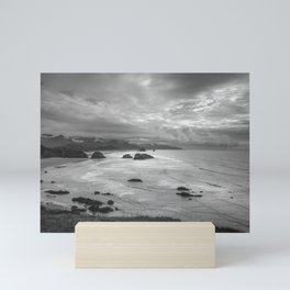 Clatsop - Oregon Coast Mini Art Print