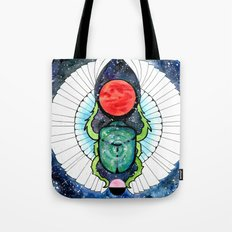 Space Beetle Tote Bag