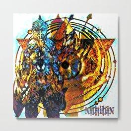 mercenary Metal Print