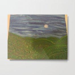 Pennsylvania Hills Metal Print